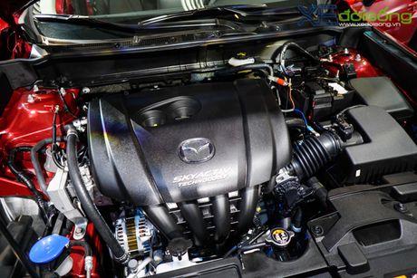 Can canh Mazda CX-3 gia tren 700 trieu dong tai VMS 2016 - Anh 7