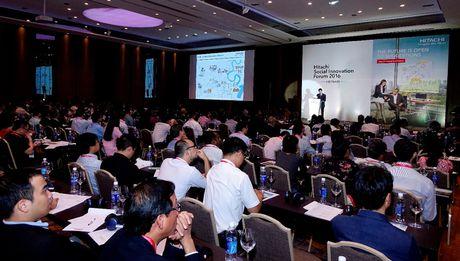 Hitachi cung cap ha tang cho Duong sat so 1 Tp.HCM - Anh 1