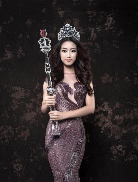 Hoa hau Do My Linh cuon hut voi hinh anh yeu kieu - Anh 8