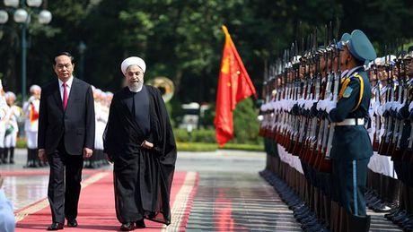 Bao Iran dua tin dam net ve chuyen tham Viet Nam cua Tong thong Rouhani - Anh 1