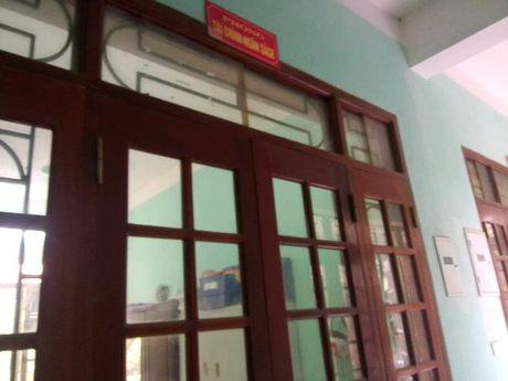 Bo cong so di lien hoan chia tay pho Chu tich phuong len lam lanh dao thi uy ? - Anh 2