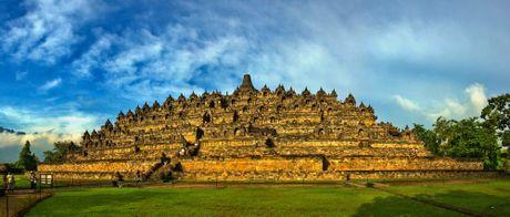 Kham pha Borobudur ky quan Phat giao lon nhat the gioi - Anh 2