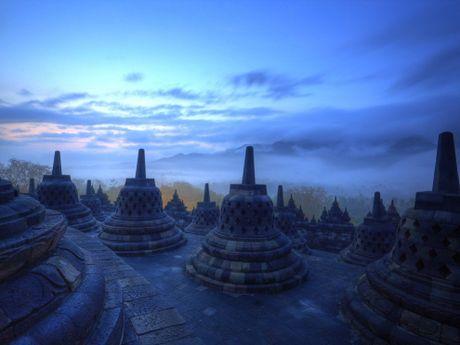 Kham pha Borobudur ky quan Phat giao lon nhat the gioi - Anh 3