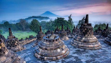 Kham pha Borobudur ky quan Phat giao lon nhat the gioi - Anh 6