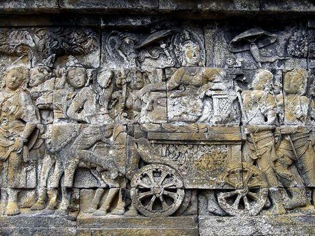 Kham pha Borobudur ky quan Phat giao lon nhat the gioi - Anh 9