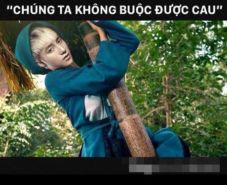 Bieu cam 'kho do' cua Ho Ngoc Ha va Ha Vi tro thanh 'tro mua vui' cho cu dan mang - Anh 8