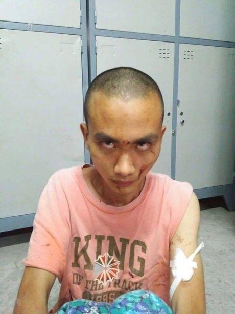 Chan dung nghi pham gay ra vu an mang trong chua Buu Quang - Anh 1