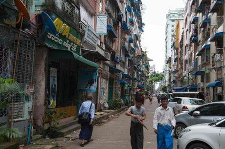 Myanmar thong qua luat moi nham thu hut dau tu nuoc ngoai - Anh 1