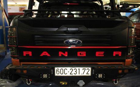 Ford Ranger du dan nho goi do tri gia nua ty dong - Anh 18