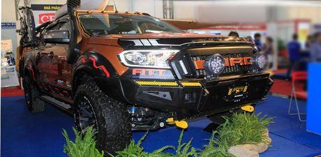 Ford Ranger du dan nho goi do tri gia nua ty dong - Anh 1