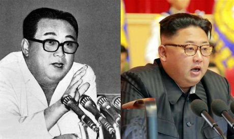 Xay dung hinh anh giong ong noi, Kim Jong-un siet chat quyen luc - Anh 1