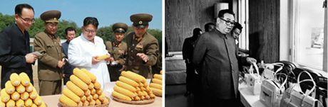 Xay dung hinh anh giong ong noi, Kim Jong-un siet chat quyen luc - Anh 2