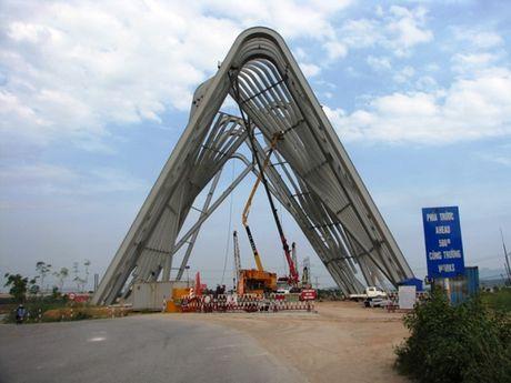 Cong chao hai tram ty o Quang Ninh - Anh 1
