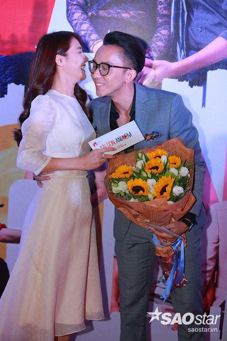 Vang Truong Giang, Nha Phuong lai than mat ben 'trai dep' La Quoc Hung - Anh 5