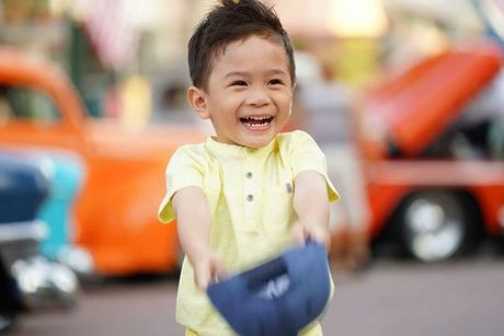Thanh Thao tuyen bo da la me hop phap cua be Jacky Minh Tri - Anh 4