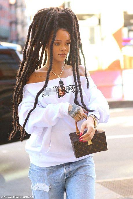 Quyet dinh de mai toc dreadlocks, hinh nhu Rihanna… hoi fail - Anh 2