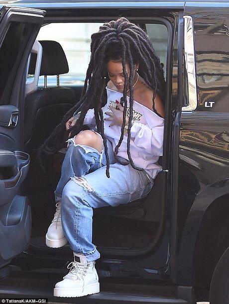 Quyet dinh de mai toc dreadlocks, hinh nhu Rihanna… hoi fail - Anh 5