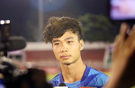 Cong Phuong tro lai voi ky uc dep tren san Thong Nhat - Anh 1