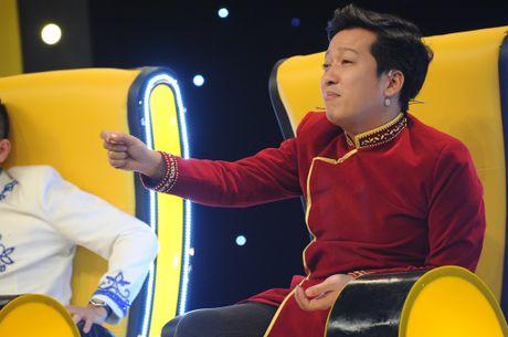 Truong Giang 'cap doi' voi Tran Thanh trong Thach thuc danh hai mua 3 - Anh 1