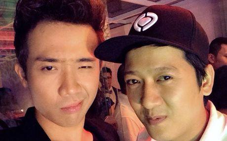 Truong Giang 'cap doi' voi Tran Thanh trong Thach thuc danh hai mua 3 - Anh 2
