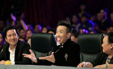 Truong Giang 'cap doi' voi Tran Thanh trong Thach thuc danh hai mua 3 - Anh 3