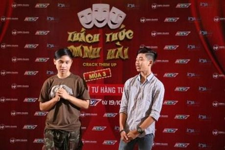 Truong Giang 'cap doi' voi Tran Thanh trong Thach thuc danh hai mua 3 - Anh 4