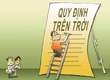 'Phep vua' va 'le lang' - Anh 1