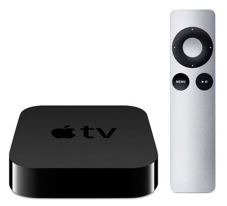 Apple khai tu Apple TV the he thu ba - Anh 1