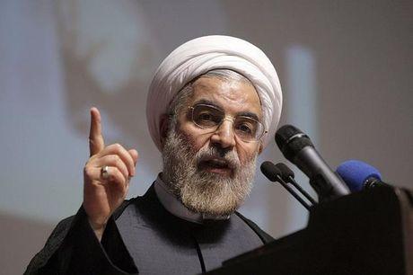 Tong thong Hassan Rouhani: Anh hung hoa binh cua Iran - Anh 1
