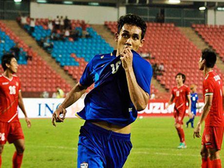 UAE - Thai Lan: Kiatisak khong con duong lui - Anh 1