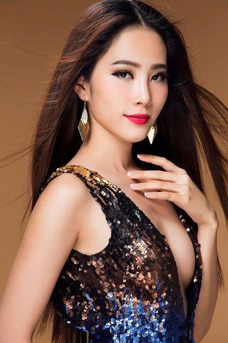 Nam Em len duong thi Hoa hau Trai dat - Anh 15