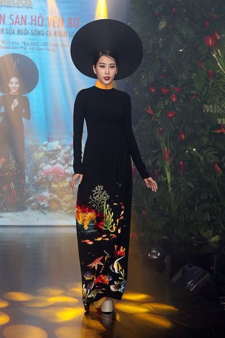 Nam Em len duong thi Hoa hau Trai dat - Anh 25