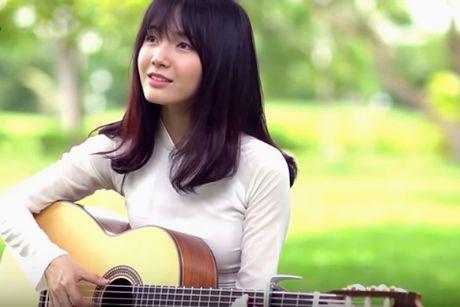 Hotgirl bolero Jang Mi gay tranh cai khi hat nhac Trinh - Anh 1