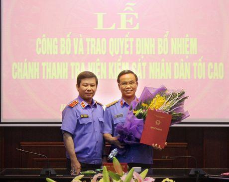 Nguyen thu ky ong Nguyen Ba Thanh duoc bo nhiem vi tri moi - Anh 1