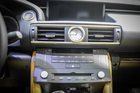 Lexus RC 200t xe sang 2 cua duy nhat tai Vietnam Motor Show - Anh 6