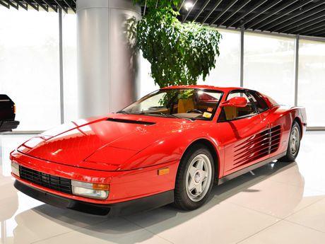12 mau Ferrari dep nhat moi thoi dai - Anh 4