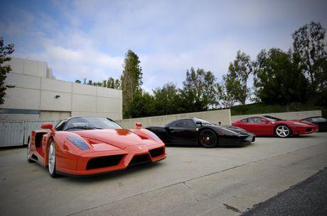 12 mau Ferrari dep nhat moi thoi dai - Anh 6