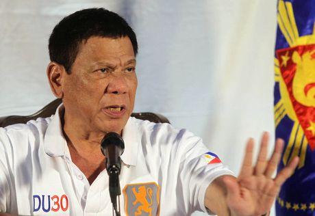 Duterte: My-EU cu ngung ho tro, Philippines khong xin xo - Anh 1
