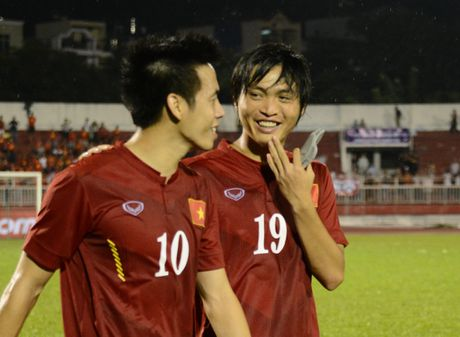 Tuan Anh bat ngo voi ban thang vao luoi Trieu Tien - Anh 1