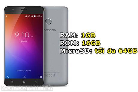 Smartphone cam bien van tay, ket noi 4G, gia 1,56 trieu dong - Anh 2
