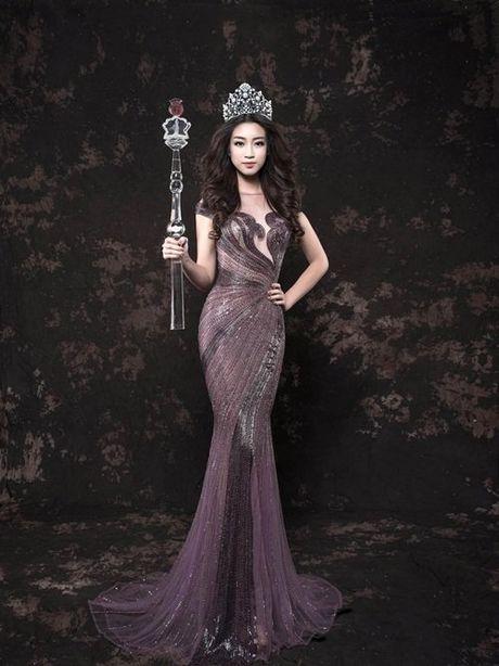 Bien hoa nhan sac khong ngo cua Hoa hau My Linh - Anh 10