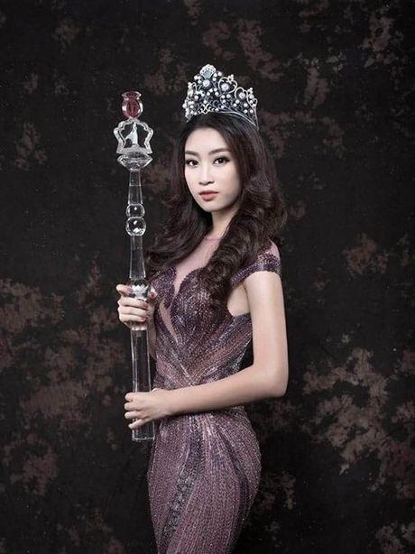 Bien hoa nhan sac khong ngo cua Hoa hau My Linh - Anh 7