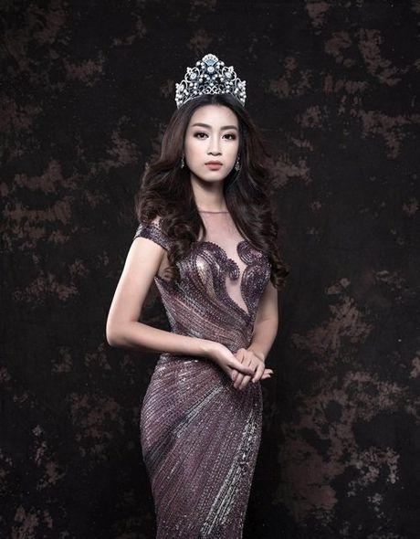 Bien hoa nhan sac khong ngo cua Hoa hau My Linh - Anh 8