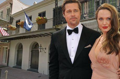 Angelina Jolie thue biet thu moi 660 trieu mot thang - Anh 1