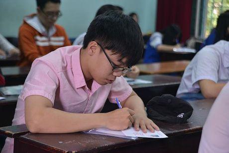 De thi minh hoa mon Tieng Phap ky thi THPT quoc gia 2017 - Anh 1