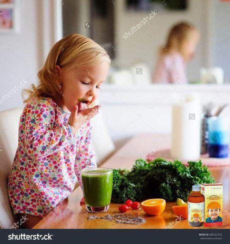Nhung luu y ve bo sung Vitamin C cho tre - Anh 2