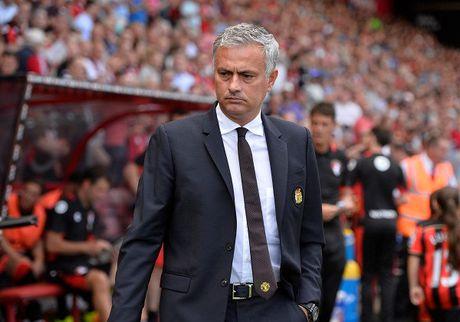 Mourinho dang co khoi dau te nhat su nghiep - Anh 1