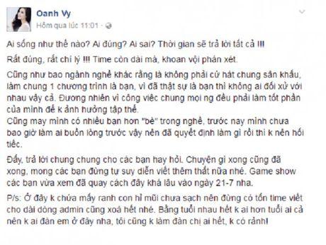 Tran Thanh muon song that voi ban than o ngoai doi - Anh 2