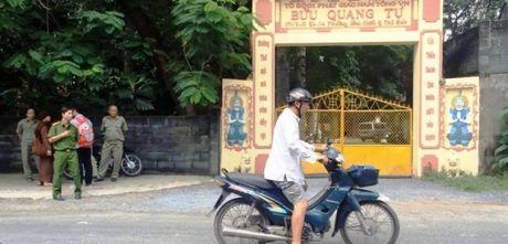 Giao hoi Phat giao VN noi gi vu truy sat trong chua Buu Quang? - Anh 1