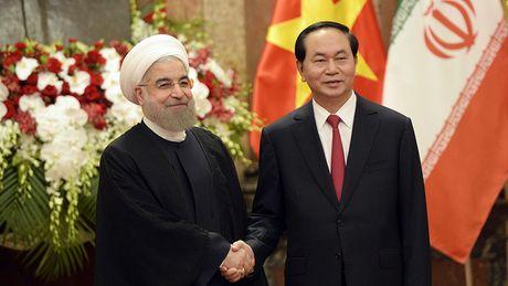 Viet Nam co the xuat khau gao sang Iran trong tuong lai? - Anh 1